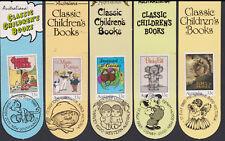 Elves Fairies Blinky BIll Snugglepot & Cuddlepie Stamp Children's Bookmarks (5)