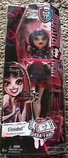 MONSTER HIGH - GHOUL FAIR - ELISSABAT DAUGHTER OF A VAMPIRE DOLL - NEW IN BOX