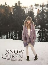 Debbie Bliss - Snow Queen -  Pattern Book - Department Store Return