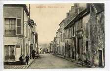 (Gw002-447) Rue du Chemin de fer, DAMMARTIN, France c1910 VG-EX