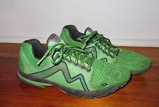 Karhu Racer Ride green mens Running Shoes sz. 9 Eur 40