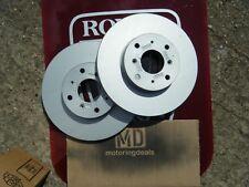 GENUINE Rover 800 Unipart Front Brake Discs (PAIR) - GBD90800 - Motoring Deals