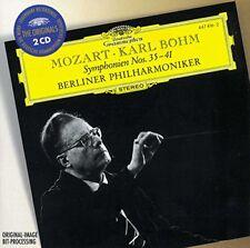 CD musicali sinfonici Mozart