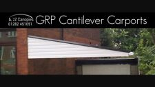 Cantilever Carport Canopy System Fitted 6m X 3m
