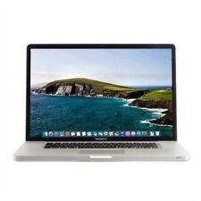 "Apple MacBook Pro 17"" 8GB Upgraded Ram 500GB HDD 2.8GHz Core 2 Duo MC226LL/A"