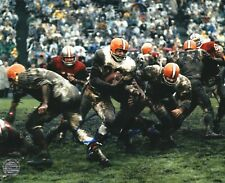 Jim Brown Cleveland Browns Signed Autographed  8x10 Photo