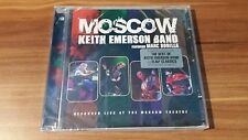 Keith Emerson Band - Moscow (2011) (Ear Music – 0206400ERE) (Neu+OVP)