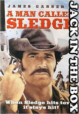 A Man Called Sledge DVD NEW, FREE POSTAGE WITHIN AUSTRALIA REGION ALL