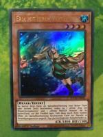 Yu-GI-OH Hiita mit Ihrem Vertrauten Ultra RAre SDCH-DE039