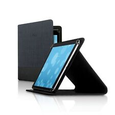 """SOLO Bedford Universal Tablet Case Fits iPad Samsung Tablet 8.5"""" up to 11"""" Chgry"""