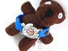 Mr.Bean * Rowan Atkinson Teddy Bear* Mr.Bean's 3D KID's Watch & keychain doll