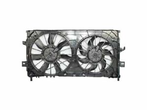 For 2006-2007 Chevrolet Monte Carlo Radiator Fan Assembly TYC 47293NW