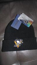 Pittsburgh Penguins Fanatics Hat Cap Tuque Mens Size New NWT