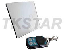 SmartHome Funk Glas Touch Doppel Wand Schalter Lichtschalter + Fernbedienung