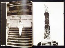 LAGERFELD Karl, Claudia Schiffer. Mondadori, 1995. Fotografie in bianco e nero