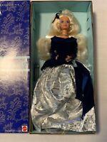 1995 Winter Velvet Barbie doll