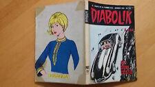 DIABOLIK anno VII n.19  Ad ogni costo  ORIGINALE  Sodip 1968