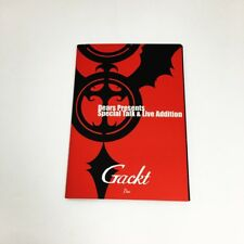 Gackt Dears Present Special talk and Live Addition Booklet Good Looking Guy
