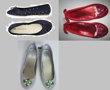 NEW GAP Kids Girls Ballet Flats Size 12, 1, 2