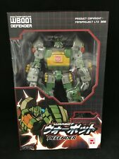 FansProject Transformers Warbot: Defender Action Figure