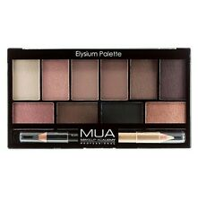 MUA ELYSIUM Palette Ombretto & Eyeliner Con Waterline Fodera Di Nudo Naked
