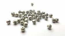 100 pieces Tibetan Silver Watermelon Alloy spacer Beads A0211