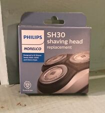 Genuine Philips Norelco SH30 Shaving Replacement Heads for 1000-3000 Series NEW