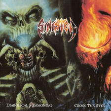 Sinister : Diabolical Summoning/Cross the Styx CD (2016) ***NEW***