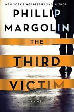 The Third Victim by Phillip Margolin (2018, Hardcover) SIGNED First Edition