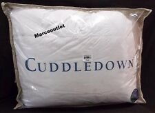 Cuddledown 800 Fill Power German Batiste White Goose QUEEN Down Comforter Level1