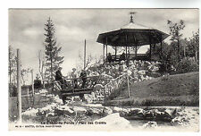 Parc Des Cretets - La Chaux De Fonds Photo Postcard c1910