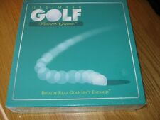 Men Womens Kids ULTIMATE GOLF Trivia Game New