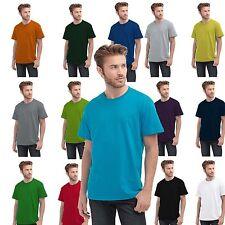 MAGLIETTA MANICHE CORTE Uomo Stedman Classic T-Shirt Manica Corta COTONE 100%