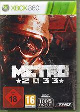 Metro 2033 (X-Box360)