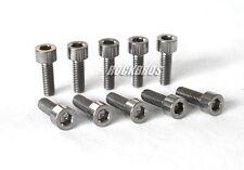 RockBros Titanium Ti Bolts Screw M6 x 18mm Allen Head 10pcs