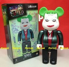 Medicom 2016 Be@rbrick DC Comics Batman 400% Joker Suicide Squad Bearbrick 1pc