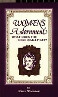 Womens Adornment : What Does the Bible Really SAY