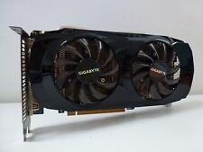 GIGABYTE NVIDIA GeForce GTX 460 (1024 MB) (GV-N460OC-1GI) Grafikkarte