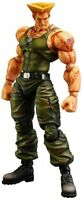 Square-Enix Street Fighter IV Guile Play Arts Kai Action Figure