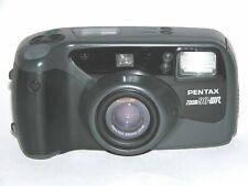 Pentax Zoom 90-Wr 35mm Film Camera Waterproof Water Resistant Wireless Remote