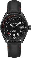 H76695733 Hamilton Khaki Khaki Takeoff Air Zermatt Mens Automatic Watch 42MM