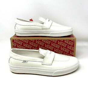 Vans Style 53 Dx Patent Leather Crocodile White Low Sneakers Women's VN0A4U1C25Z