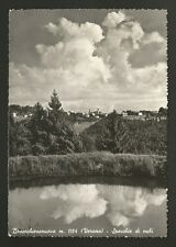 AD8963 Verona - Provincia - Bosco Chiesanuova - Panorama - Specchio di nubi