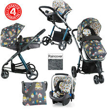 COSATTO WOOP HYGGE HOUSES TRAVEL SYSTEM PUSHCHAIR CAR SEAT FROM BIRTH