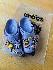 Crocs Classic Clog X Justin Bieber Drew House 2  Lavender  UK Size: 5/6 EU 38/39