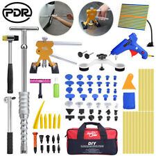 80x PDR Tools Paintless Dent Removal Line Board  Lifter Slide Hammer Repair Kit