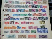 Lot 308 Old Stamps, Used & Unused, Germany Austria Poland Nehtherlands 1920's Up