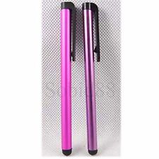 2x Stylus Screen Touch Pen For Apple iphone 4S 5S 6 Plus Samsung Galaxy S5 S4 S3