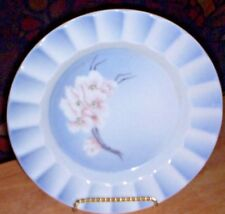 Royal Copenhagen Signed China Floral Ashtray-Dish ~ Made In Denmark~Signed & No.