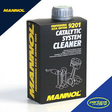 MANNOL 500ml Catalytic System Cleaner Petrol System Treatment